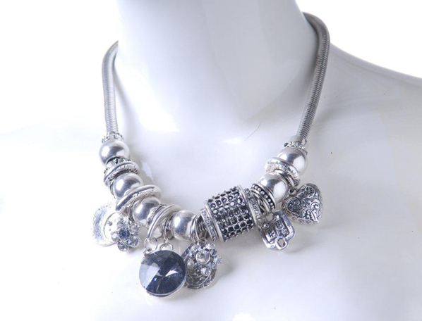 Antique Silver Necklace